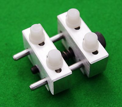Aluminium Watch Case Holder - perfect for watchmaker/clock repairs.Great Quality 4