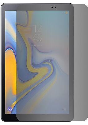 Slabo Blickschutzfolie für Samsung Galaxy Tab A 10.5 2018 (1er Set) SCHWARZ
