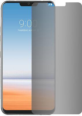 """Slabo Blickschutzfolie für LG G7 ThinQ SCHWARZ """"View Protection"""" 2"""
