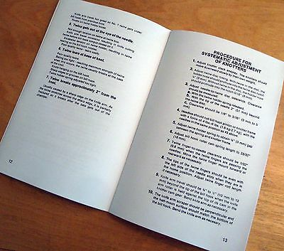 NEW HOLLAND BALER Field Guide Manual 273 276 278 283 310 311 315 316 320  570 575