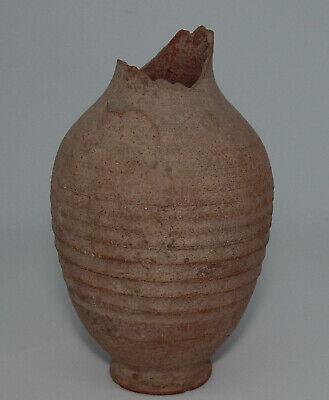 Ancient Greek Hellenistic Terracotta Amphora or Vase 2
