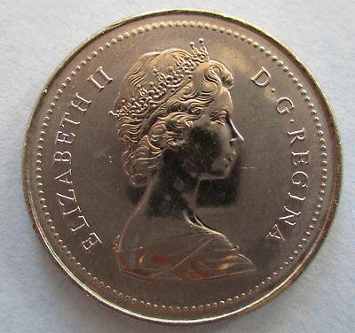 1977 Canada 50¢ Half Dollar Coin Brilliant Uncirculated Coin Ms 63 2
