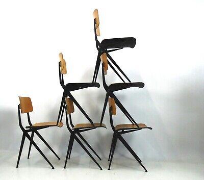 Result Chair Stühle , industriele Design  1967er Jahre 5