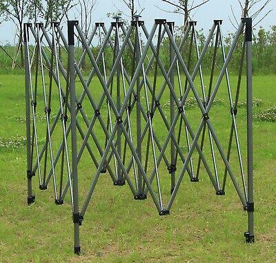 HERCULES GAZEBO® COMMERCIAL GRADE MARKET STALL POP UP TENT 3x3m  HEAVY DUTY 800d 6