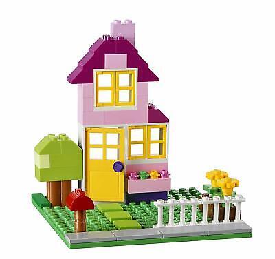 LEGO 10698 Classic Large Creative Brick Box Construction Set, Toy Storage 10