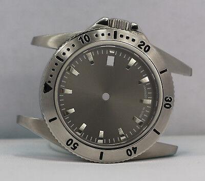 Uhrengehäuse und Zifferblatt ETA 2824-2 Watch Case + Dial Set ETA 2824-2 38mm