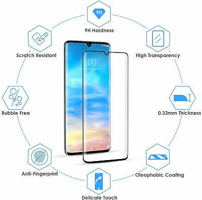 Protector Pantalla Xiaomi Mi Note 10 Cristal Templado Completo 3D Dureza 9H 6