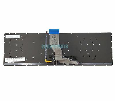 NEW For HP ENVY 17-N000 17t-n000 17t-n100 17-n153nr Keyboard US Backlit Silver