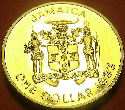 Extremely Rare Proof Jamaica 1993 F.a.o North & Central America Cent~500 Minted~12 Sided~ackee Fruit~fs Coins