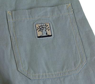 Jacadi Bambino Mensh Azzurro Pantaloni Taglia 8 Anni Nuova con Etichetta 3