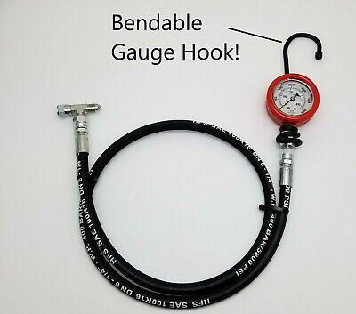 INTERNATIONAL DT466E DT530 Hpop Test Tool Kit, High Pressure Oil & Air Leak  Set
