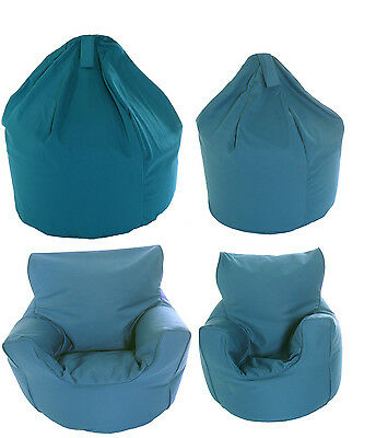 Adult or Children Size Bean Bag / Chair With Beans 12