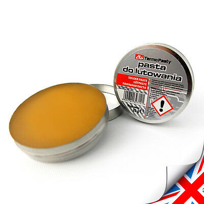 New Flux Soldering Paste in the 20g tin for Electronics SMD plumbing DIY etc 3