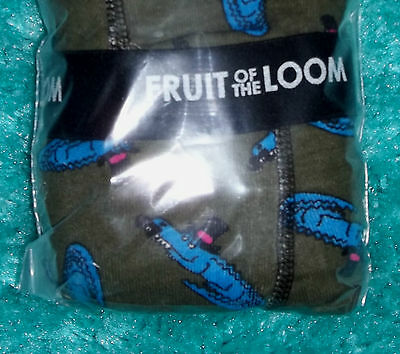 NWT 14-16 Fruit of The Loom Boys Briefs 7 Pair Size Large