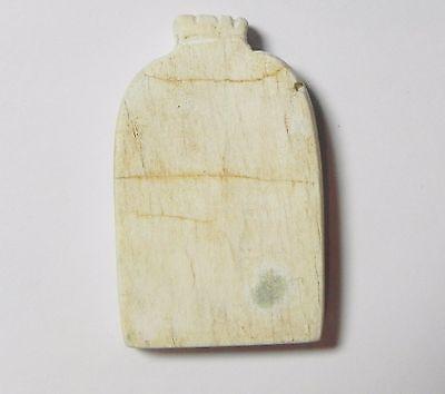 Zurqieh - Q308- Ancient Egypt, New Kingdom. Stone Plaque 1400 B.c 2