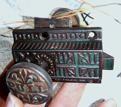 Pick One Set ...Antique Beautiful Door Knobs for Repurpose Projects 2