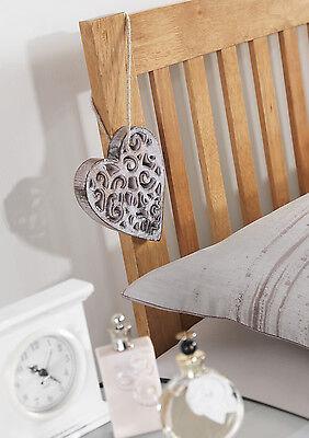 Hevea Hard Wood Bed Frame HONEY OAK Finish, OPAL WHITE, or GREY Finish Bedstead 5