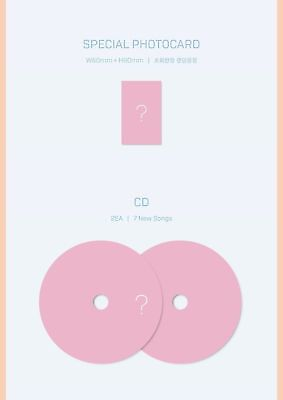 BTS Love yourself 結 'Answer'4th Album Random 2CD+Poster+P.Book+Card