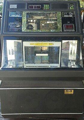 3 of 4 Nsm Cd Jukebox Performer Grand Door Lifters Original--Sturdy! & NSM CD Jukebox Performer Grand Door Lifters Original--Sturdy ...