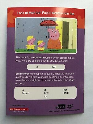Peppa Pig Childrens Books Phonics Learn to Read Gift Set Lot 12 3