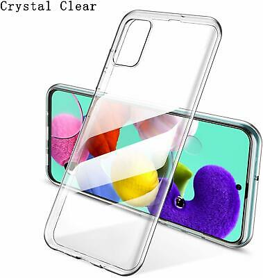 Cover Custodia + Pellicola In Vetro Temperato Per Samsung Galaxy A51 A 51 9