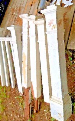 Stair Railing 5 1/2 Posts & 3 Balusters  4x4 Douglass Fir? 3