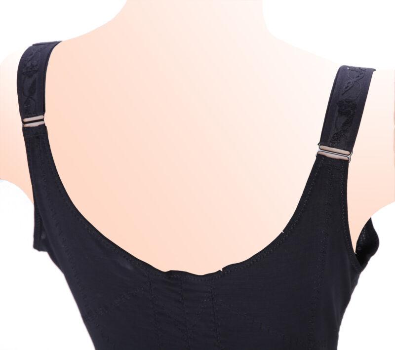 Plus Size Women Full Body Shaper Waist Trainer Cincher Corset Shapewear Girdle 10