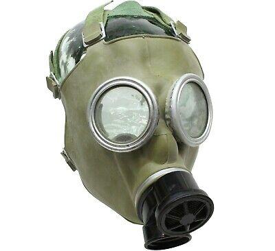 Authentic Polish MC-1 Military 40 mm Gas Mask/Respirator Emergency Gear NEW* 4