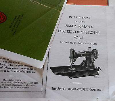 SINGER Teacher's Textbook of Machine Sewing 1957-on CD (PDF file) FREE SHIPPING! 12