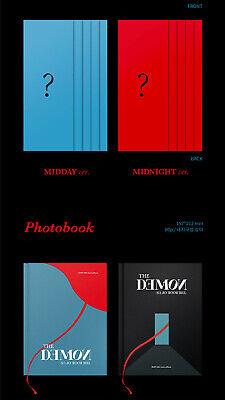 DAY6 BOOK OF US:THE DEMON 6th Mini Album CD+POSTER+Photo Book+Card+etc+Pre-Order 5