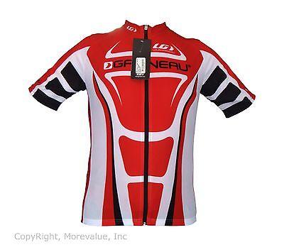 new Louis Garneau Performance Vuelta Diamond men/'s cycling jersey full zip grip