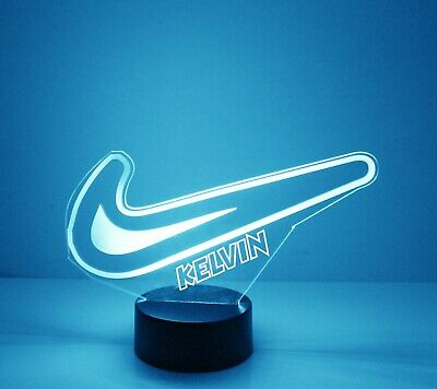 Philly Sign Engraved LED Night Light Lamp with Remote Control Light Backwoods