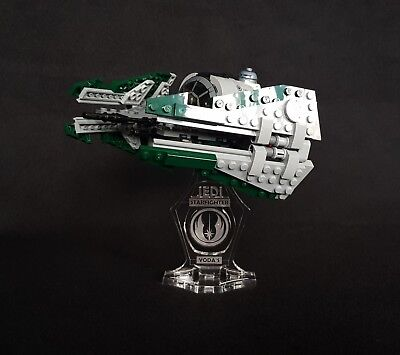 Planes Starfighters Angled Top etc 125 mm H DISPLAY STAND for Lego Ships
