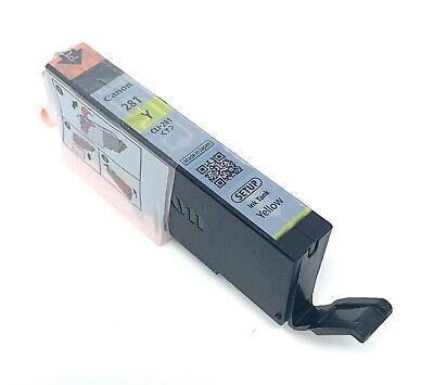 Canon OEM Genuine PGI-280 & CLI-281 Colors (CMY) and PGI/CLI Black Ink Cartridge 7