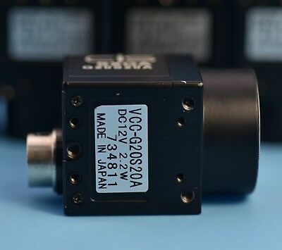 1PC CIS VCC-G20S20A industrial camera Tested 2