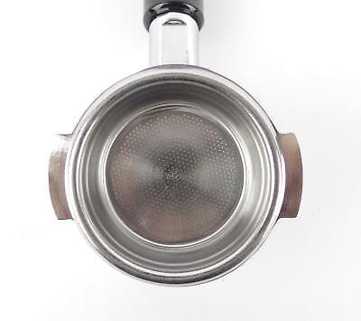 MARZOCCO Bottomless Naked Portafilter Espresso Handle - Triple Shot 21g Basket 2