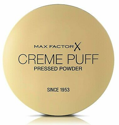MAX FACTOR Creme Puff Compact Pressed Face Powder 21g *CHOOSE YOUR SHADE* 6