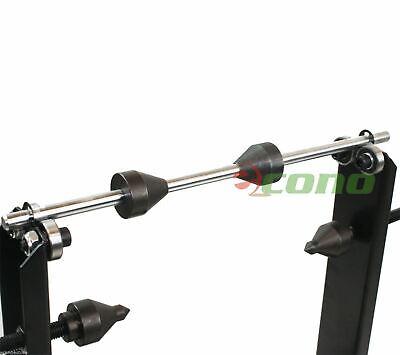 Motorcycle Bike Wheel Balancer Rim Tire Balancing Spin Static Truing Stand 2