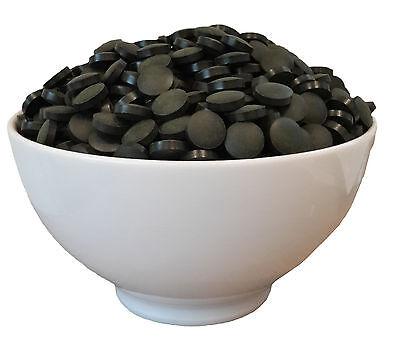 Organic Spirulina 500mg Tablets (Detox, Immune System, Weight Loss, B Vitamins) 3