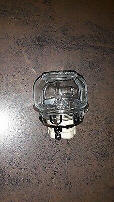 Neu Backofen Lampe mit Fassung und Beleuchtung Birne von AEG 389079332 Juno