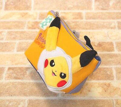 Pokemon Center Original Halloween Festival Flat pouch case Pikachu Mimikyu