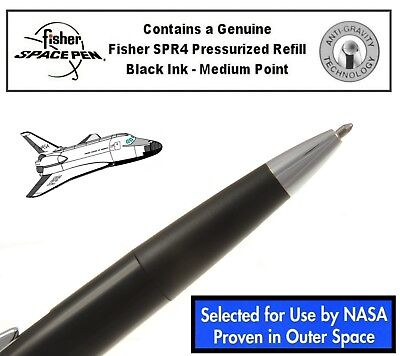 Eclipse Fisher Space Pen Model #ECL / Click Action Retractable Ballpoint Pen 4