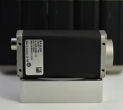 1PC BASLER piA2400-17gc 5 megapixel color CCD industrial camera Tested 2