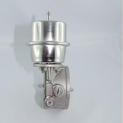 RSR Auspuffklappe 51mm Unterdruck ZU 2 Zoll V2A Abgasklappe Exhaust flap 16V TSI