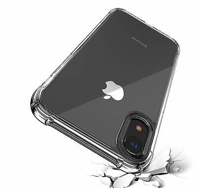 Coque Iphone Xr Xs Max Silicone Tpu Antichoc Renforcé Etui Housse Protection 8