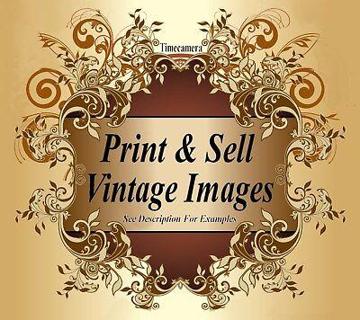 Print & Sell - c1900 IRELAND / IRISH COLOUR PHOTOCHROM PRINTS - (by Timecamera) 2