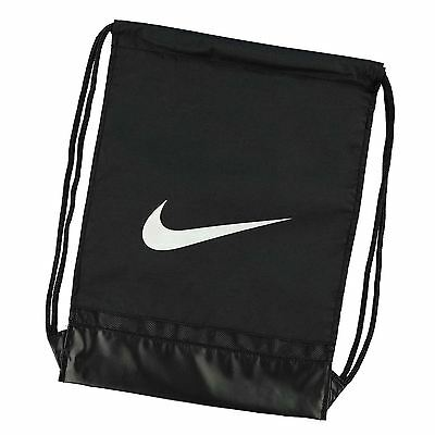 Nike Gymsack Brasilia 6 Drawstring Gym Sack Football Kit Team Training PE Bag