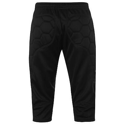 Sondico Mens Goalkeeper Three Quarter Trousers Pants Bottoms Elasticated Waist 2