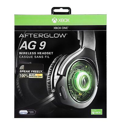 PDP 048-056-NA Afterglow AG 9 Wireless Headset for Xbox One 5