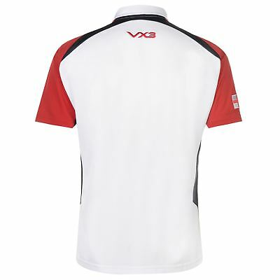 Size S Genuine VX3 Help for Heroes England Rugby Men/'s Polo Shirt 2018//19